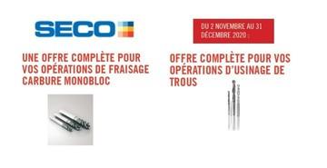 SECO du 02/11 au 31/12/2020
